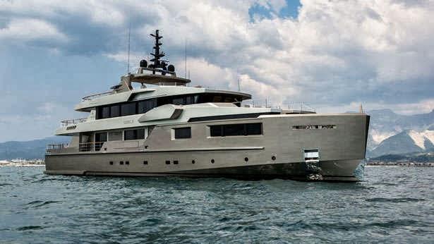 IMPERO 40 - Il Motoryacht più silenzioso al mondo