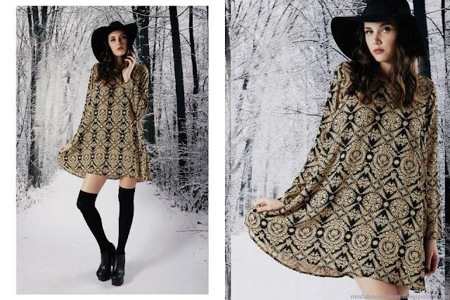 Vestidos invierno 2015 Penny Love.