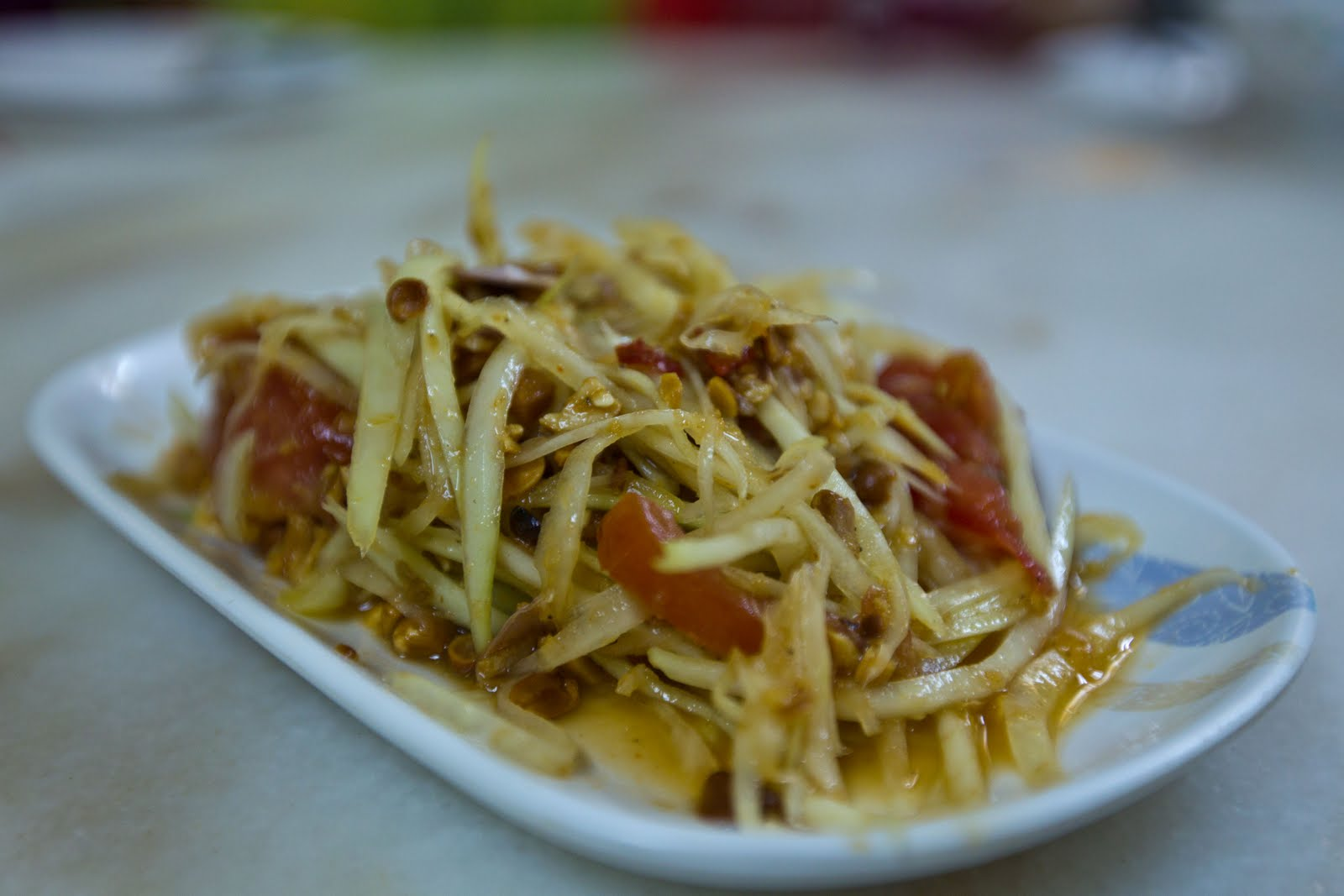 Life of a Lil Notti Monkey: Diandin Leluk Thai Restaurant, Singapore