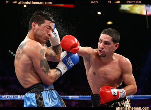 Danny Garcia vs Lucas Matthysse Full Fight Replay Video