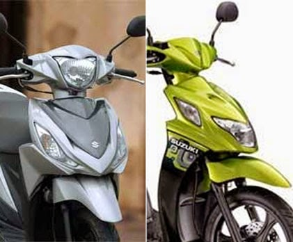 perbandingan Suzuki Address vs Nex