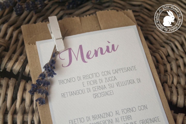 Famoso WEDDING: Wedding stationery, partecipazioni matrimonio Lavanda WM85