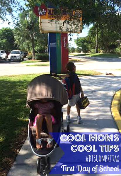 cool moms cool tips #btsconbritax at school