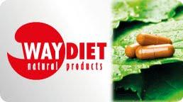 Way Diet, complementos alimenticios