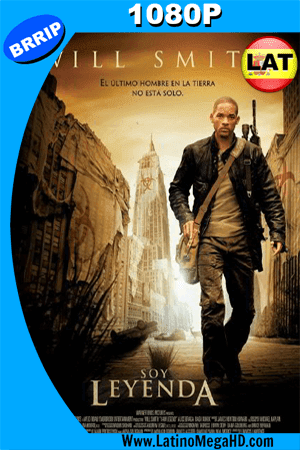 Soy Leyenda (2007) Latino HD 1080P ()