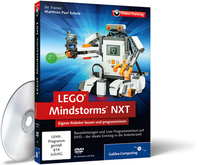 die nxte ebene review der dvd lego mindstorms nxt eigene roboter bauen und programmieren. Black Bedroom Furniture Sets. Home Design Ideas