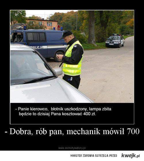 O sprawności aut w USA i w Polsce, czyli co mnie zdenerwowało od samego rana