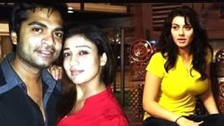 Will Hansika join Simbu and Nayanthara​?