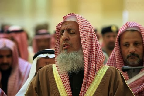 Saudi Mufti  Calls For Destruction Of All Christian Churches on Arabian Peninsula