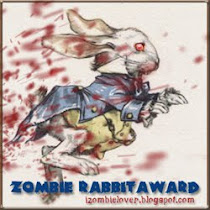 I won a Zombie Rabbit Award