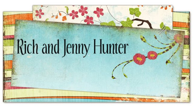 Rich and Jenny Hunter