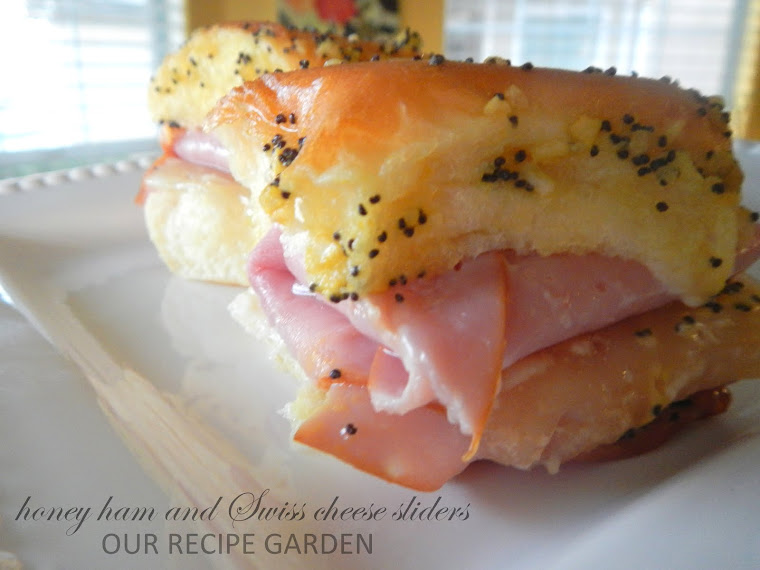 Honey Ham and Swiss Cheese Sliders