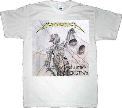 useless kingdoms useless spanish politics useless lawsuits corruption metallica trash metal t-shirt ephemeral-t-shirts spain is different
