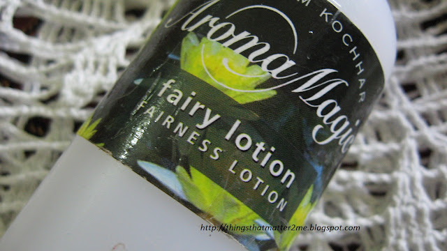Aroma+Magic+Fairy+Lotion+Fairness+Lotion+Review