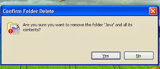 Cara Hapus File Permanent tanpa ke Recyle Bin