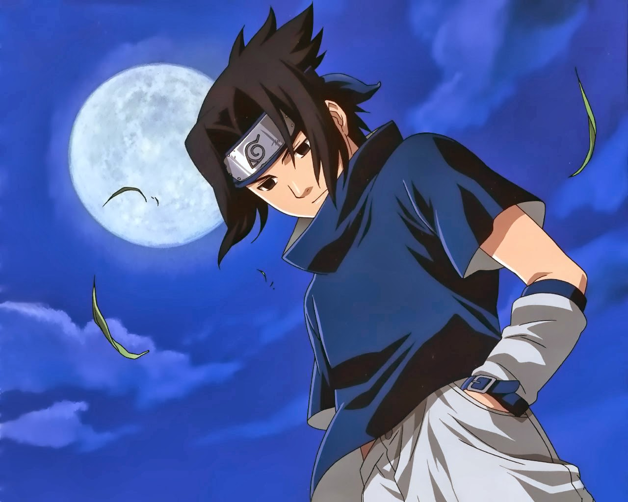 Sasuke Uchiha HD Wallpaper