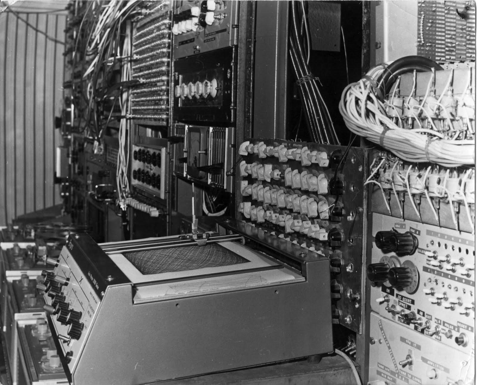 Pioniere elektronischer Musik