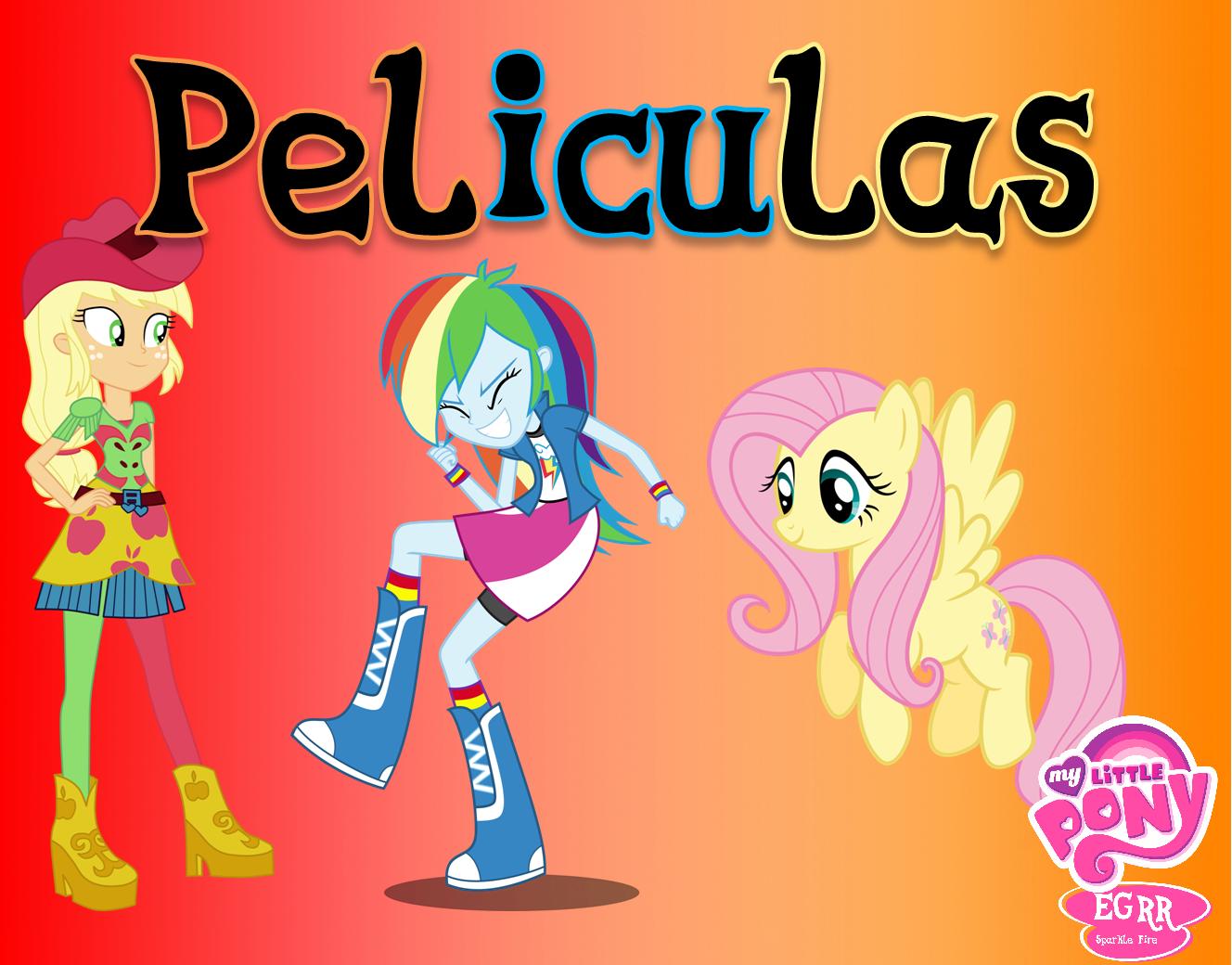 my little pony temporadas mlp peliculas en español latino