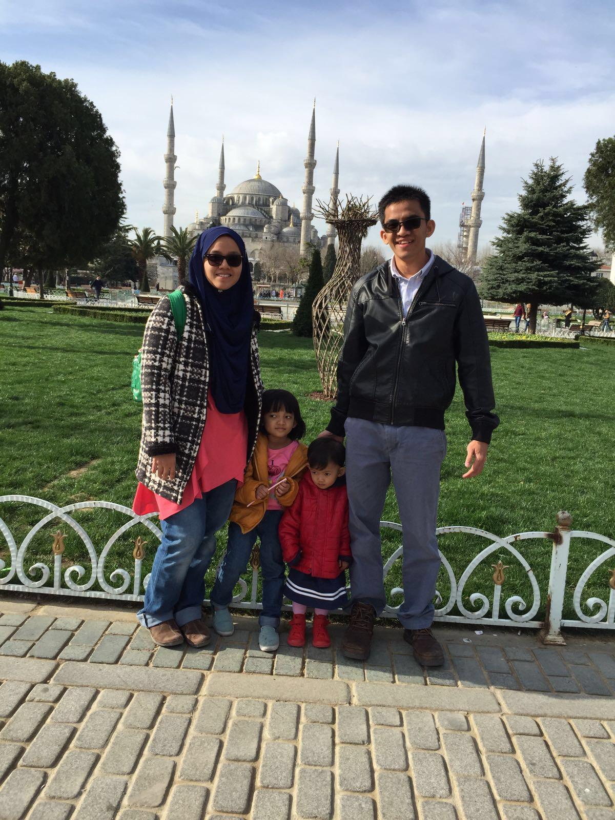 Istanbul,Turki March 2016