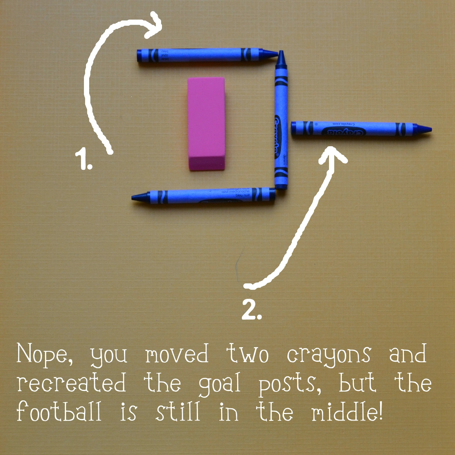 Brain Teasers Pictures For Adults Football brainteaser