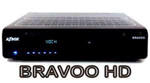 ATUALIZAÇÃO AZBOX BRAVO HD (ANTIGO) CANAIS HD 61W E 70W 21/02/2014