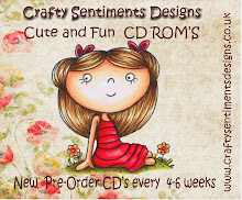 New Crafty Sentiments CD