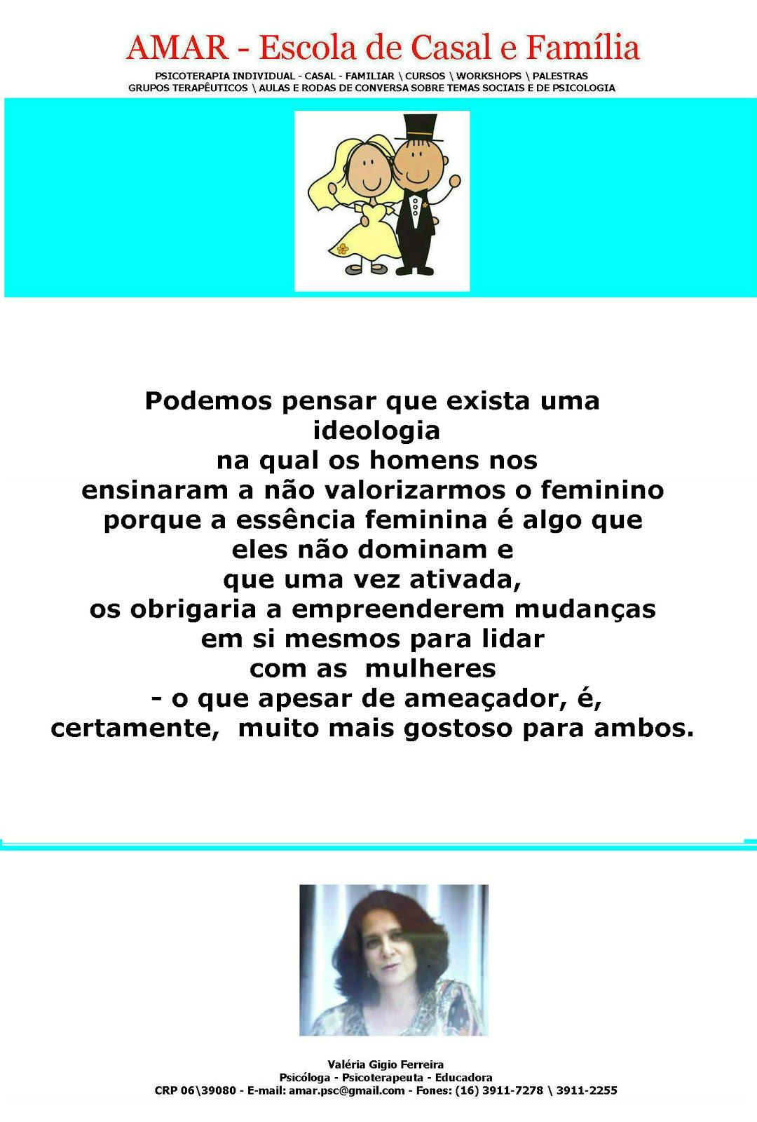 PODER FEMININO!