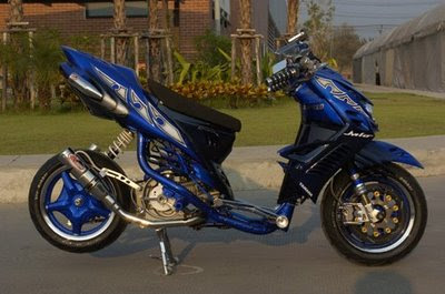 Modif Motor Yamaha Mio Fino