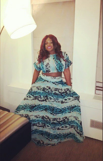 Toolz Proves She Doesn't Do Body Shapers, Her Curves Are All Natural! – Photos