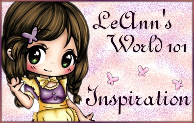 LeAnn's World 101 Inspiration Blog