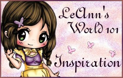 LeAnn's World 101 Inspiration Blog
