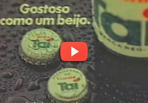 Propaganda do Guaraná Taí