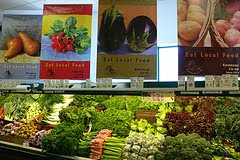 Eat Local Food Banners