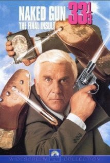 Watch Naked Gun 33 1/3: The Final Insult (1994) Megavideo Movie Online