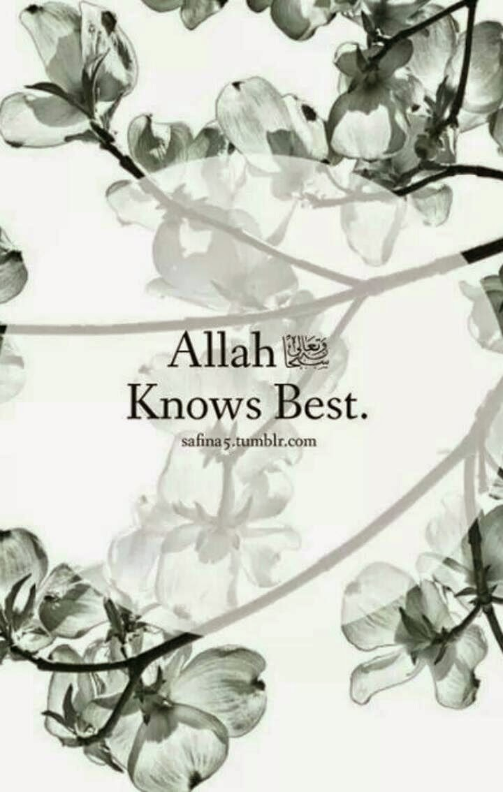 PRAY always . Allah listen YOU.