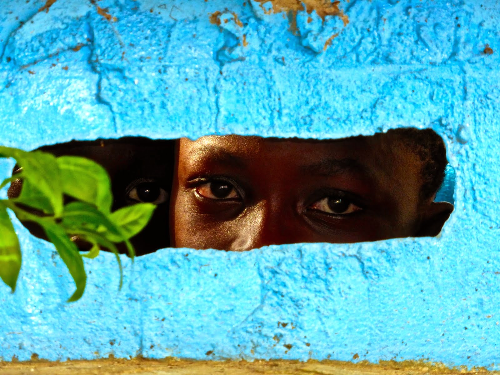 Ghanaian kids