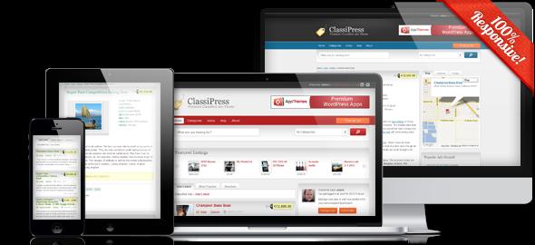 templates wordpress classipress