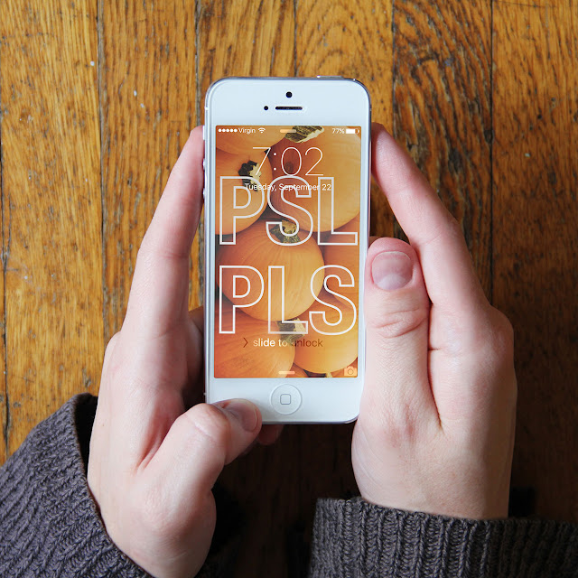 Download free fall-inspired iPhone wallpapers