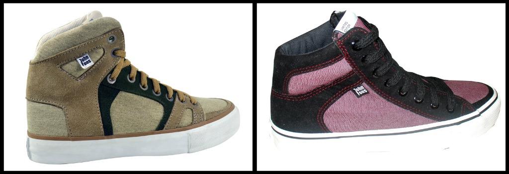 Zapatillas John Foos Derek New Netshoes - imagenes de zapatillas john foos 2015