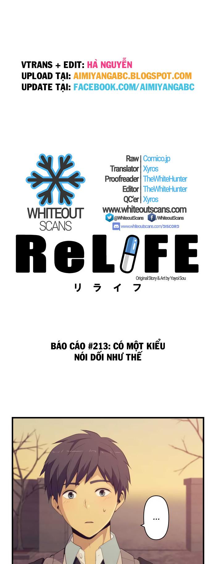 Relife Chap 213 - Trang 3