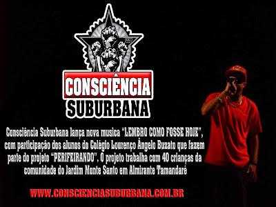 #RapBR - Grupo Consciência Suburbana