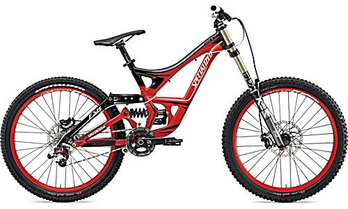 Specialized demo 8 ii 2010 size s rp 21 000 000