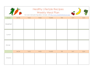 Clean Eating Meal Planner
