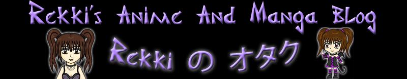 Rekki's Anime & Manga Blog