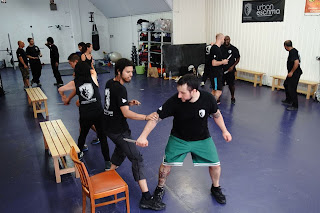 Urban Escrima Self Defence Environmental Seminar July 2013