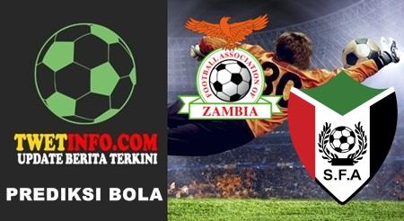 Prediksi Zambia vs Sudan