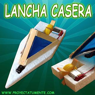Como Hacer una Lancha Eléctrica Casera