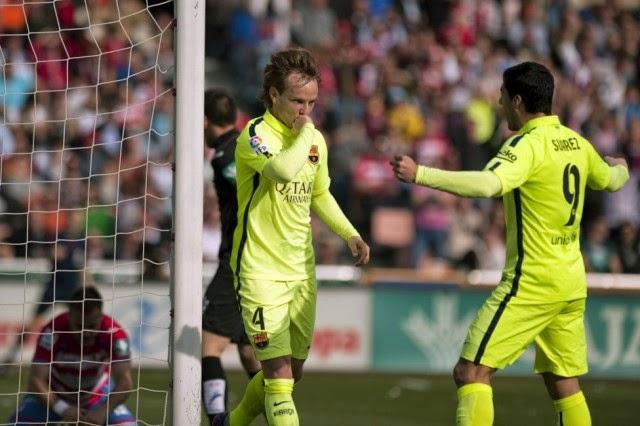 Luis Suarez Vital Bagi Barcelona