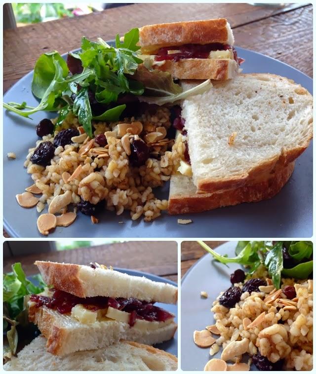 Trove, Levenshulme - sandwich