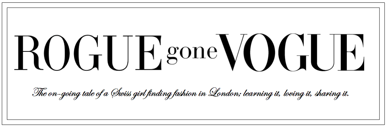 Rogue Gone Vogue